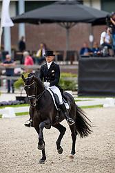 Gal Edward, NED, Glock's Zonik<br /> Nederlands Kampioenschap Dressuur - Ermelo 2019<br /> © Hippo Foto - Dirk Caremans<br /> Gal Edward, NED, Glock's Zonik