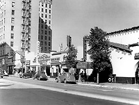 1940 The Brown Derby on Vine St. in Hollywood