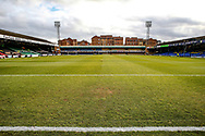 General stadium view inside Roots Hall, before the EFL Sky Bet League 1 match between Southend United and Luton Town at Roots Hall, Southend, England on 26 January 2019.