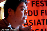 """Le réalisateur chinois Zhang Chi, """"The Shaft"""", film en compétition long métrage"""