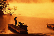 Lifestyle-moments-for-photo-decor-by-wells-imagery, Image of two men going fishing at Claytor Lake State Park in Virginia by Randy Wells