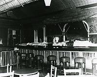 1948 Interior of the Florentine Gardens Bar