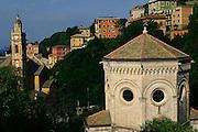 ITALY, Liguria, Zoagli.