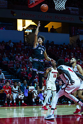 NORMAL, IL - October 23: Brodric Thomas during a college basketball game between the ISU Redbirds and the Truman State Bulldogs on October 23 2019 at Redbird Arena in Normal, IL. (Photo by Alan Look)