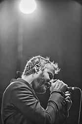 The National perform at The 2010 Treasure Island Music Festival - Day 2