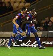 Wolverhampton Wanderers v Crystal Palace 021012