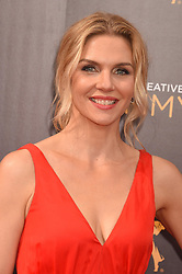 Rhea Seehorn bei der Ankunft zur Verleihung der Creative Arts Emmy Awards in Los Angeles / 110916 <br /> <br /> *** Arrivals at the Creative Arts Emmy Awards in Los Angeles, September 11, 2016 ***
