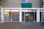 Nederland, Nijmegen, 6-10-2020 Winkelruimte te huur in een winkelstraat in de binnenstad van deze stad in Gelderland . Mede door de coronacrisis staan er veel winkels leeg en te huur. Foto: ANP/ Hollandse Hoogte/ Flip Franssen