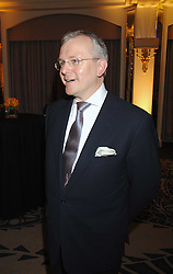 Klaus Kabelitz, general manager of the Berkeley Hotel at the Veuve Clicquot Business Woman Award held at The Berkeley Hotel, London on 8th April 2008.<br /><br />NON EXCLUSIVE - WORLD RIGHTS