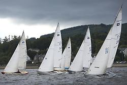 Marine Blast Regatta 2013 - Holy Loch SC<br /> <br /> Piper Fleet Start<br /> <br /> Credit: Marc Turner / PFM Pictures