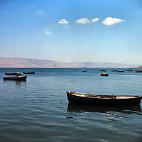 Sea of Galilee-Fishing