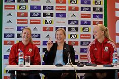 2019-10-21 Wales Women's Squad Announcement