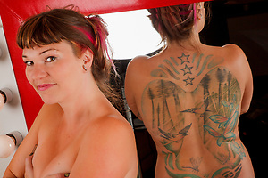 Emma, Tattoo + You, A Photo Story of Body Ink