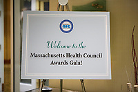 The 2018 Massachusetts Health Council Awards Gala - December 5, 2018, at the Seaport Hotel in Boston MA