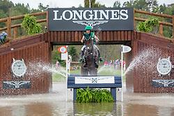 ENNIS Sarah (IRL), Horseware Stellor Rebound<br /> Tryon - FEI World Equestrian Games™ 2018<br /> Vielseitigkeit Teilprüfung Gelände/Cross-Country Team- und Einzelwertung<br /> 15. September 2018<br /> © www.sportfotos-lafrentz.de/Sharon Vandeput