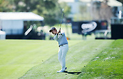 Kevin Na (USA) during the Second Round of the The Arnold Palmer Invitational Championship 2017, Bay Hill, Orlando,  Florida, USA. 17/03/2017.<br /> Picture: PLPA/ Mark Davison<br /> <br /> <br /> All photo usage must carry mandatory copyright credit (© PLPA | Mark Davison)