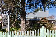 General views of Mills & Beans Gallery, Leura, NSW, Australia.