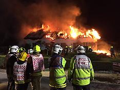 Thatch Fire Petersfield