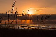 Sunrise at the beach on Hilton Head Island, SC