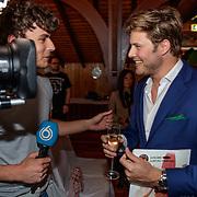 NLD/Netherlands/20190506 - 100%NL Magazine viert 10 Jarig jubileum, Tim Douwsma