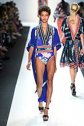 October 3, 2016 - Paris, France - womenswear ready to wear.prêt a porter.summer 2017.Leonard Paris (Credit Image: © Visual via ZUMA Press)