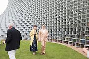 Ilya Uryupin: Elena Shchukina2016 SERPENTINE SUMMER FUNDRAISER PARTY CO-HOSTED BY TOMMY HILFIGER. Serpentine Pavilion, Designed by Bjarke Ingels (BIG), Kensington Gardens. London. 6 July 2016
