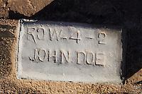 John Doe, Paupers Cemetery, Holtville, CA