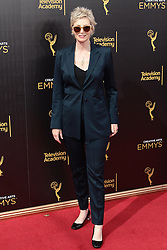 .Jane Lynch  attends  2016 Creative Arts Emmy Awards - Day 2 at  Microsoft Theater on September 11th, 2016  in Los Angeles, California.Photo:Tony Lowe/Globephotos