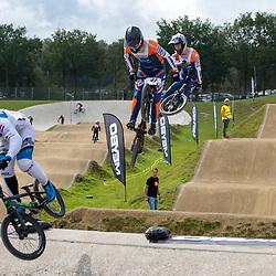 30-08-2020: Wielrennen: BMX - Road to Tokyo & WK 2021: Papendal