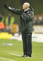 Photo: Steve Bond/Sportsbeat Images.<br /> Wolverhampton Wanderers v Leicester City. Coca Cola Championship. 22/12/2007. ian Holloway organises from the touchline