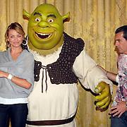 NLD/Amsterdam/20070612 - Photocall Shrek 3 met Antonio Banderas en Cameron Diaz
