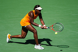 September 4, 2018 - Flushing Meadow, NY, U.S. - FLUSHING MEADOW, NY - SEPTEMBER 04: SLOANE STEPHENS (USA) day nine of the 2018 US Open on September 04, 2018, at Billie Jean King National Tennis Center in Flushing Meadow, NY. (Photo by Chaz Niell/Icon Sportswire) (Credit Image: © Chaz Niell/Icon SMI via ZUMA Press)