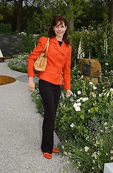 DARCEY BUSSELL at the 2005 RHS Chelsea Flower Show on 23rd May 2005<br /><br />NON EXCLUSIVE - WORLD RIGHTS