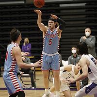 Men's Basketball: University of St. Thomas (Minnesota) Tommies vs. Saint John's University (Minnesota) Johnnies