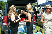 ADEL BIN THANEYA; MRS. DOMINIC BIDWELL, Royal Ascot. Tuesday. 14 June 2011. <br /> <br />  , -DO NOT ARCHIVE-© Copyright Photograph by Dafydd Jones. 248 Clapham Rd. London SW9 0PZ. Tel 0207 820 0771. www.dafjones.com.