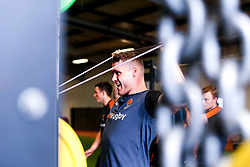 Jamie Shillcock of Worcester Warriors during preseason training ahead of the 2019/20 Gallagher Premiership Rugby season - Mandatory by-line: Robbie Stephenson/JMP - 06/08/2019 - RUGBY - Sixways Stadium - Worcester, England - Worcester Warriors Preseason Training 2019