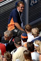 08-08-2006 ATLETIEK: EUROPEES KAMPIOENSSCHAP: GOTHENBORG <br /> Meerkampcoach Joachim Schulz<br /> ©2006-WWW.FOTOHOOGENDOORN.NL