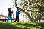 Active Adults at Rosemead Park