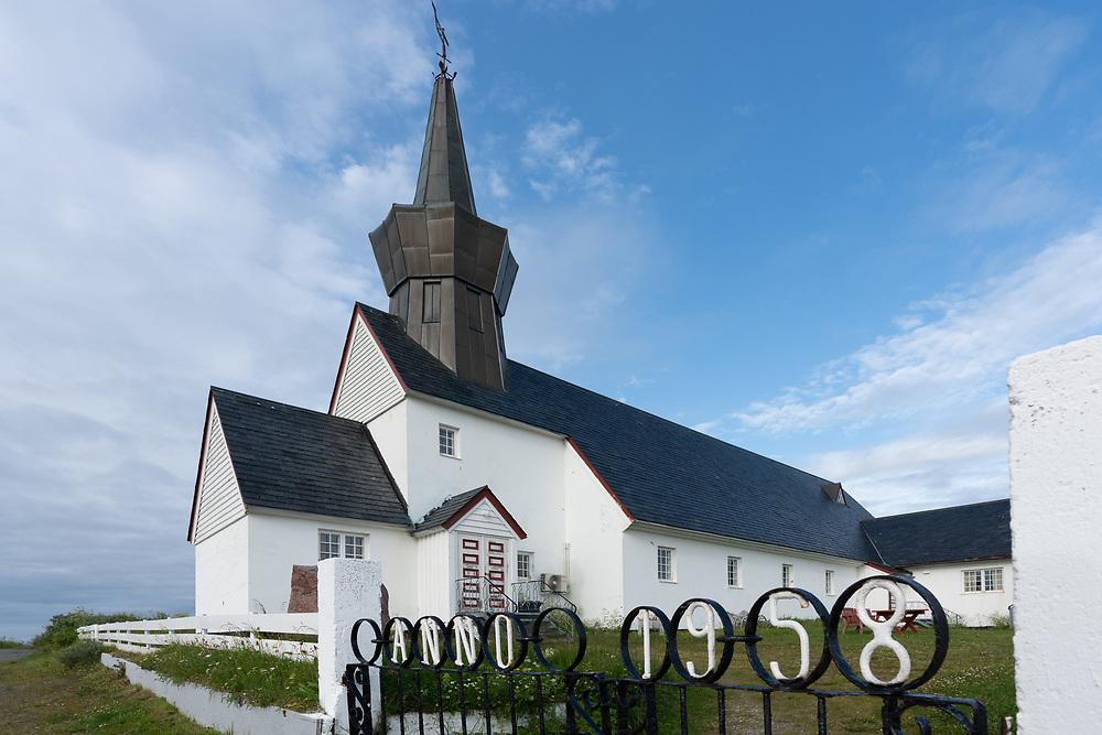 Gamvik kirke er en arbeidskirke fra 1958 i Gamvik kommune, Finnmark fylke. Kirken er den nordligste kirken på det europeiske fastlandet.