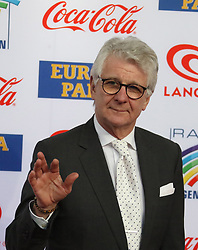 12.04.2019, Europa Park, Rust, GER, Radio Regenbogen Award 2019, im Bild Marcel Reif (Sportreporter, Moderator) // during the Radio Rainbow Award at the Europa Park in Rust, Germany on 2019/04/12. EXPA Pictures © 2019, PhotoCredit: EXPA/ Eibner-Pressefoto/ Joachim Hahne<br /> <br /> *****ATTENTION - OUT of GER*****