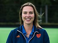 UTRECHT - manager Femke Kooijman.   . Trainingsgroep Nederlands Hockeyteam dames in aanloop van het WK   COPYRIGHT  KOEN SUYK