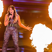 NLD/Hilversum/20151218 - The Voice of Holland 2015 - 3de liveshow, Melissa Janssen