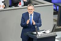 05 MAR 2021, BERLIN/GERMANY:<br /> Cem Ozdemir, MdB, CDU, haelt eine Rede, waehrend einer Bundestagsdebatte, Plenum, Reichstagsgebaeude, Deutscher Bundestag<br /> IMAGE: 20210305-01-0