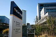The Hague, South-Holland/Netherlands - 200327 - Europol headquarters, the law enforcement agency of the European Union