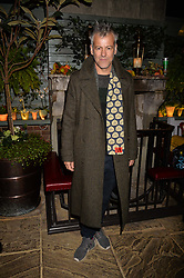 Rupert Graves at The Ivy Chelsea Garden's Guy Fawkes Party, 197 King's Road, London, England. 05 November 2017.