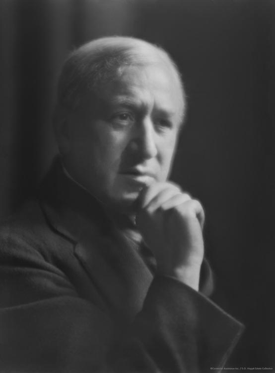 Charles Rennie Mackintosh, architect and designer, 1922