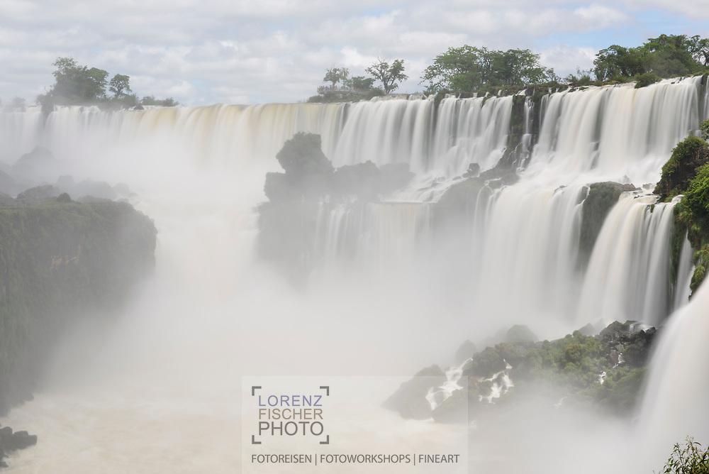 Impressionen bei den Iguazu-Fällen, Argentinien<br /> <br /> Scenes at the Iguacu falls, Argentina
