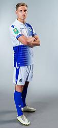 Gavin Reilly of Bristol Rovers - Ryan Hiscott/JMP - 22/08/2018 - FOOTBALL - Memorial Stadium - Bristol, England - Bristol Rovers Team Media Day