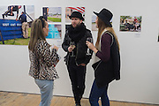 LAURA WARD-ONGLEY; JAY MCLAUGHLIN; AMY FOTHERGILL; , Dench Does Dallas, Photographs by Peter Dench.  Art Bermondsey project Space.  Bermondsey St. London. 20 October 2015