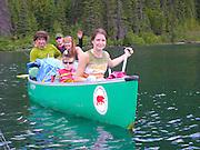 Bowron Lakes Canoe Circuit